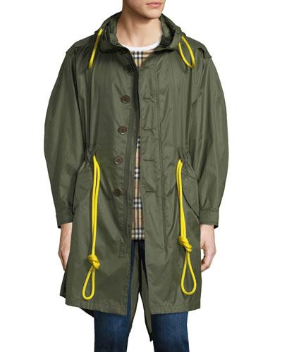 Men's Trentbridge Nylon Drawstring Jacket