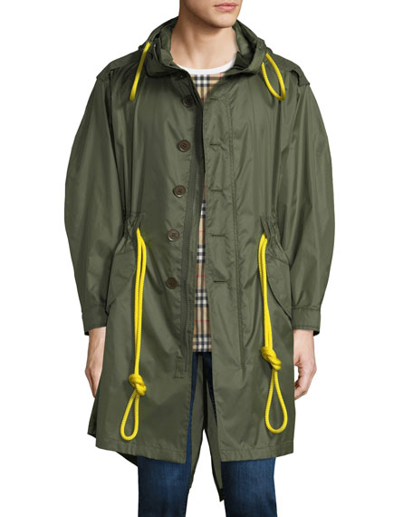 Men's Trentbridge Nylon Drawstring Jacket