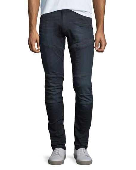 G-Star Rackham Super-Slim Moto Jeans