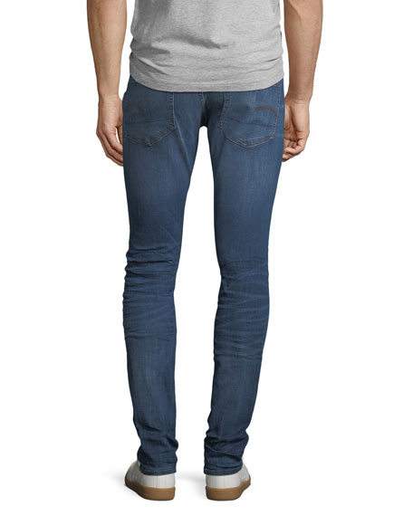 3301 Deconstructed Super-Slim Jeans