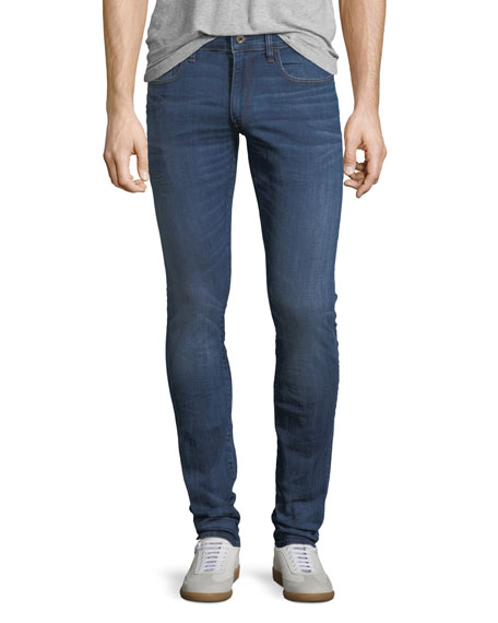 G-Star 3301 Deconstructed Super-Slim Jeans