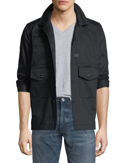 Stalt Over-Shirt Jacket