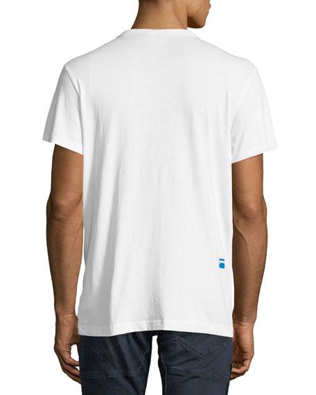 Mai Graphic Cotton T-Shirt