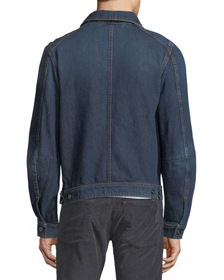 Men's D-Staq 3D Denim Jacket