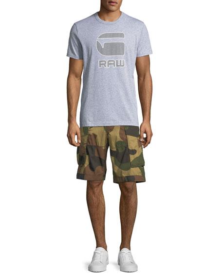 Men's Rovic Loose Denim Shorts