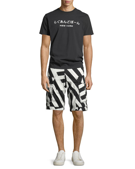 Men's Rovic Loose Cargo Shorts
