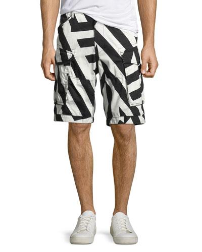 Men's Rovic Loose Cargo Shorts