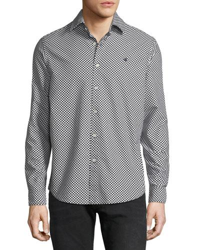Men's Core Straight Sport Shirt