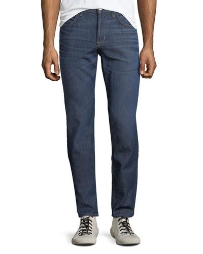 Blake Slim-Straight Denim Jeans
