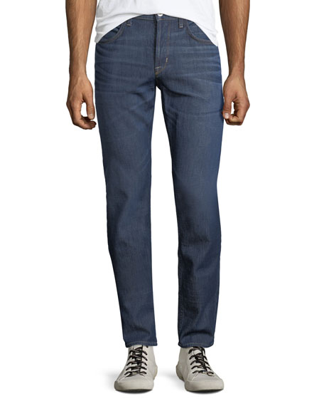 Men's Blake Slim-Straight Denim Jeans