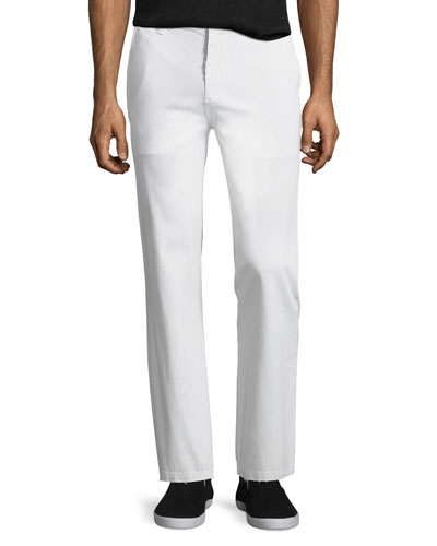 Men's Clint Straight-Leg Chino Pants