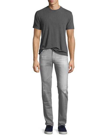 Tellis Straight-Leg Jeans in 21 Years Sketch