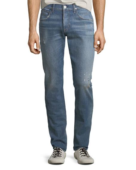 Men's Blake Slim-Straight Denim Jeans, Intoxicate