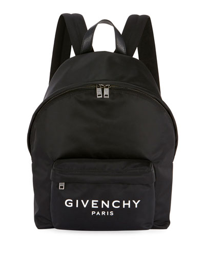 Urban Men's Zip-Around Backpack