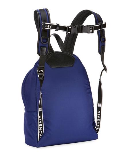 Urban Men's Logo Hike-Strap Backpack