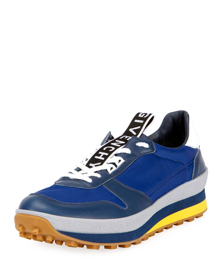 Givenchy Men's TR3 Low-Top Runner Sneakers