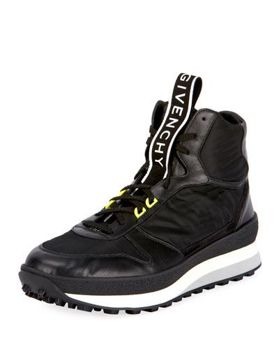 TR3 Mid-Top Runner Sneaker