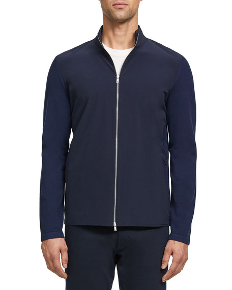 Bellvil Zip-Front PK Bilen Jacket