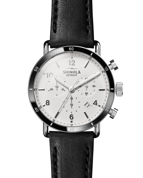 Shinola Men's 40mm Canfield Sport Watch