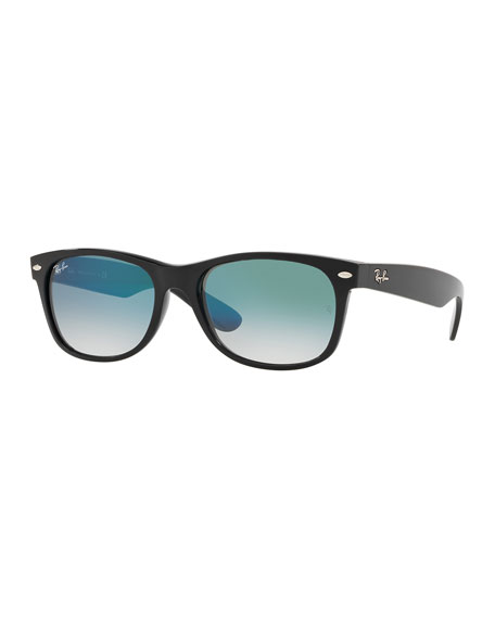 New Wayfarer Men's 55mm Gradient Sunglasses