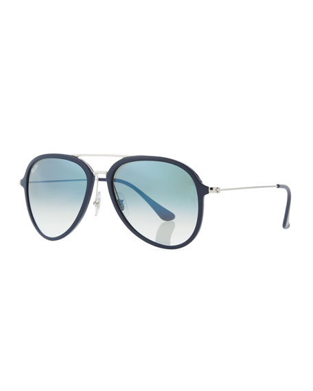 Ray-Ban Men's Gradient Propionate Aviator Sunglasses