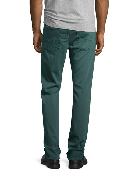 Men's Luxe Performance: Slimmy Moss Jeans