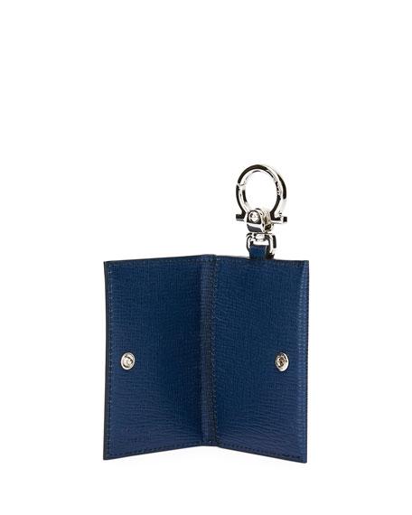 Men's Revival Leather Card Case w/ Metal Clip