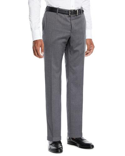 Men's Sergio Wool Dress Pants