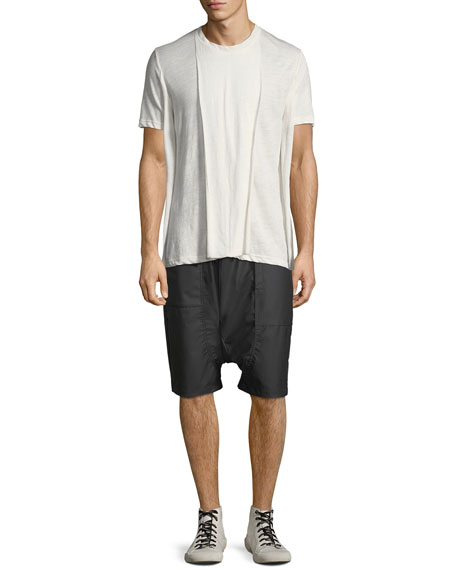 Men's Mimir Drop-Crotch Shorts