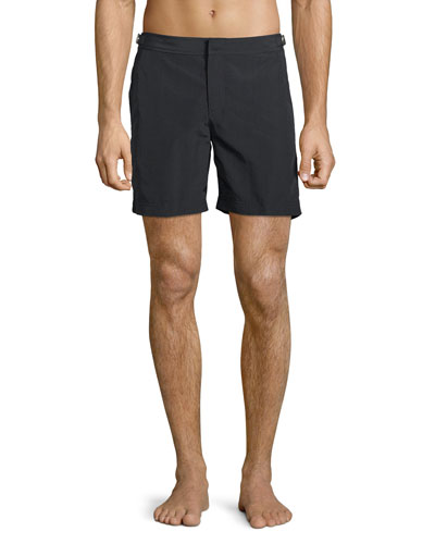 Men's Bulldog Sport Shorts, Black