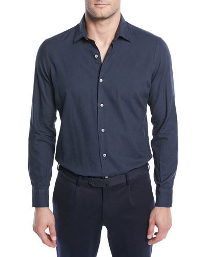 Men's Arthur Cotton Sport Shirt
