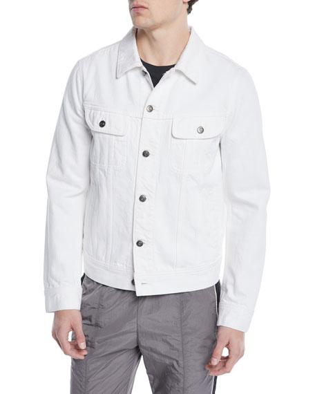 Men's Denim Trucker Jacket