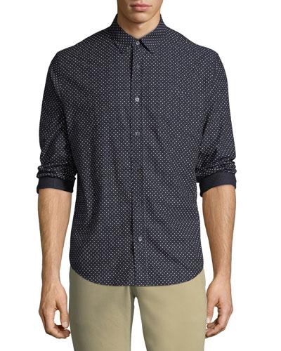 Micro Stars Sport Shirt