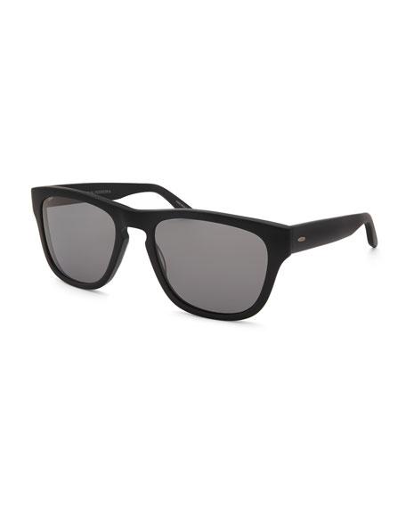Men's Bunker Square Plastic Sunglasses