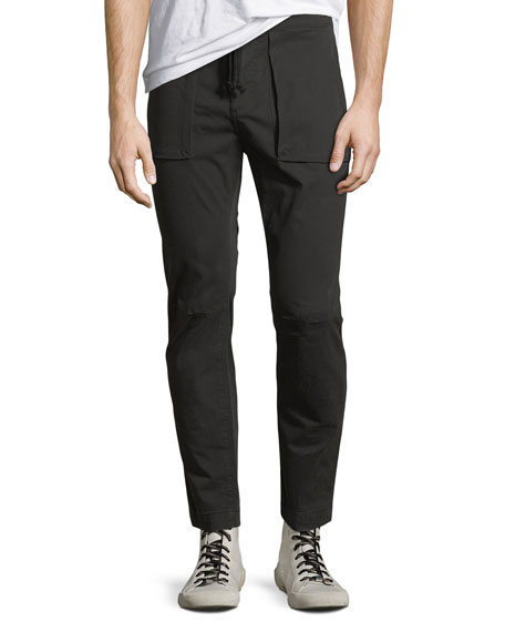 DL 1961 Men's Jay Chino Track Pants, Borough
