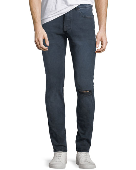 Men's Hunter Distressed Skinny Jeans