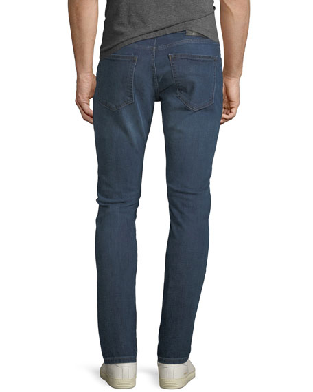 DL 1961 Men's Hunter Skinny Jeans, Origin
