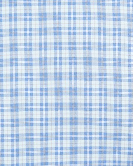 Men's Grimsey Crown Finish Check Sport Shirt