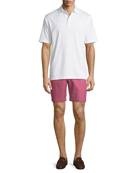 Men's Soft Touch Twill Shorts