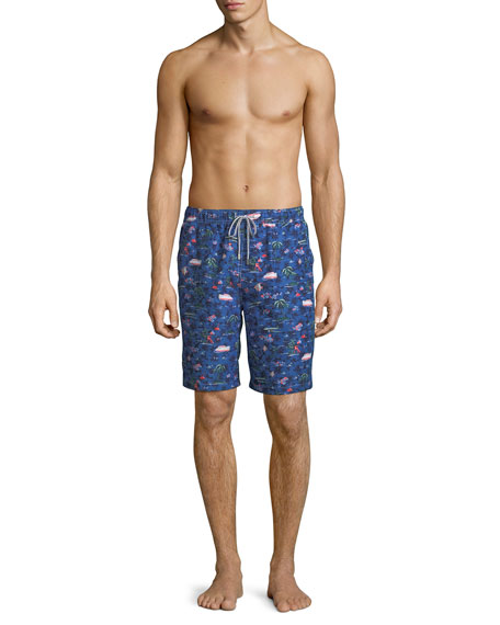 Men's Hawaiian Express Swim Trunks