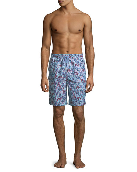 Men's Koi Pond Swim Trunks