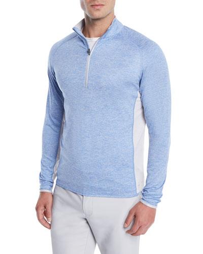 Men's Sydney Colorblock Pullover Sweater