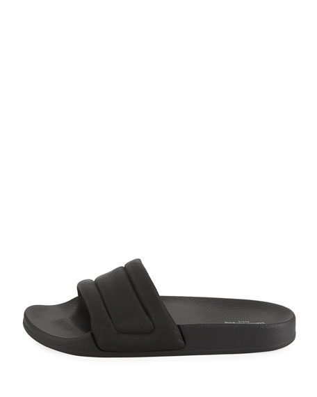 Men's Future Logo Slide Sandals