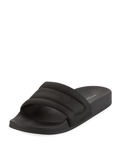 Men's Future Logo Slide Sandals