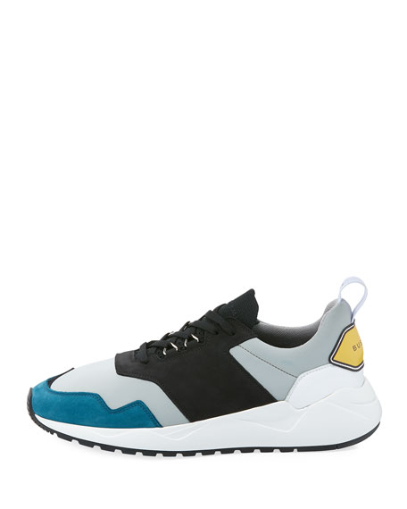Men's Tricolor Ventura Runner Sneakers