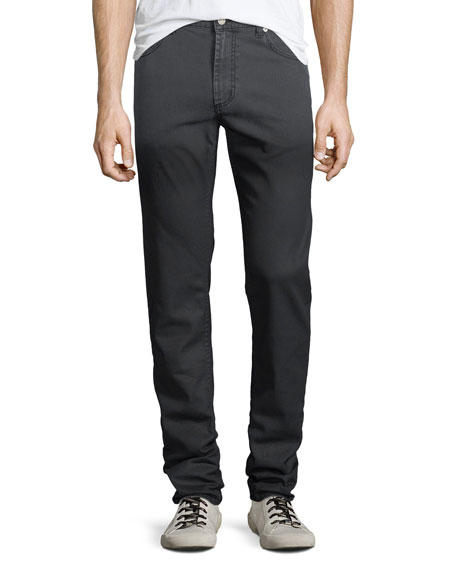 Alexander McQueen Men's Degrade Denim Jeans