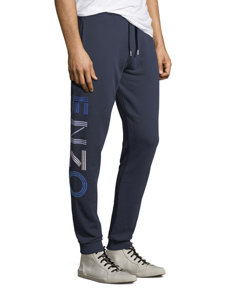 Men's Logo-Print Sport Sweatpants