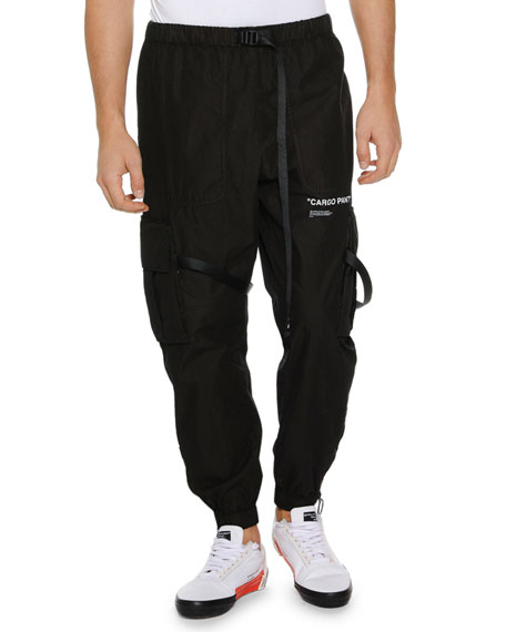 Men's Parachute Cargo Pants