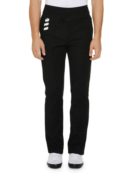Off-White Men's Slim Track Pants