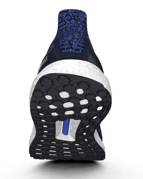 Men's Ultraboost Running Sneakers, Blue